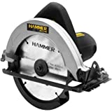 Serra Circular Hammer - 1100w - 185mm - 100% Rolamentada - 127v - SC1100