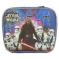 Bolsa de almuerzo rectangular Disney 14585 Star Wars S7COR03ZA, azul