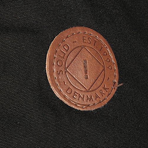 Jacket solid 9000 Schwarz Black Spunk black Blouson Homme g1qxwpd1S