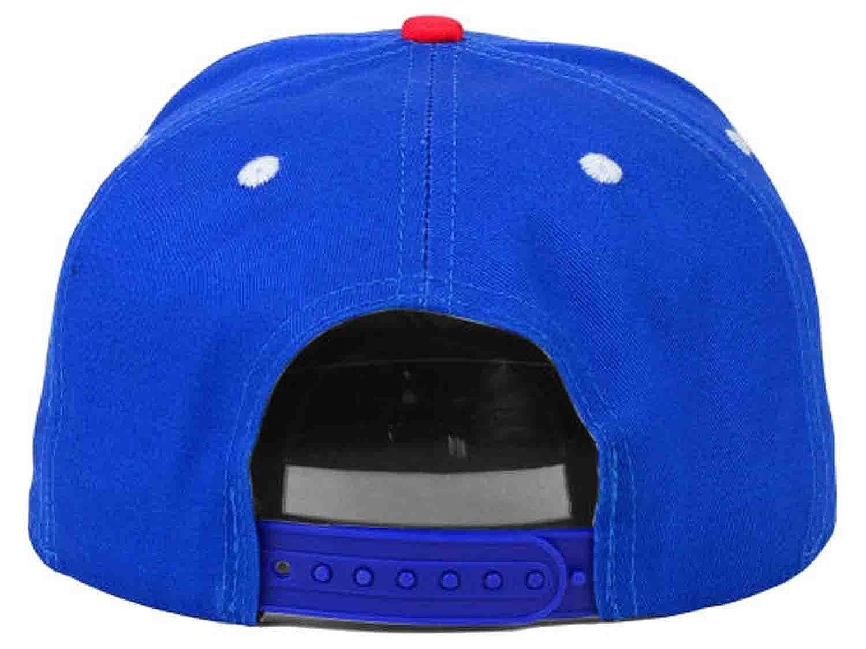 09d5834e51745 Amazon.com: DC Comics Superman Camo Mashup Flat Brim Snapback Hat Cap Osfa:  Sports & Outdoors