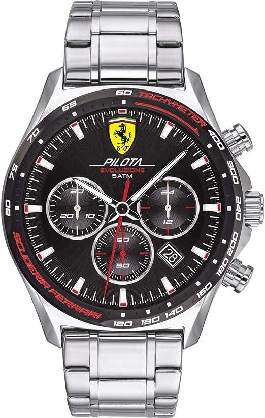 Scuderia Ferrari Watch 0830714 Amazon De Uhren