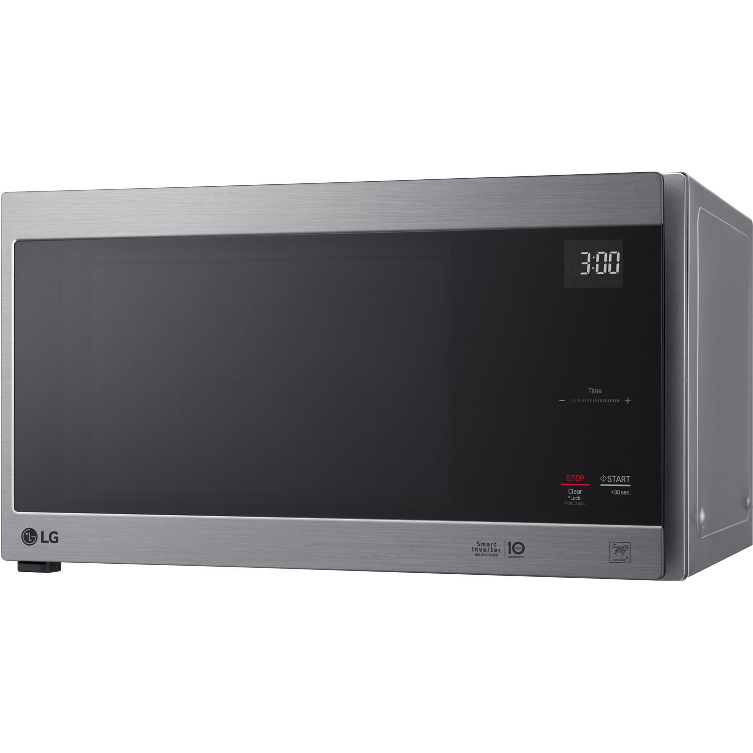 LG - NeoChef 1.5 Cu. Ft. Mid-Size Microwave (LMC1575ST) Stainless Steel/Black - New