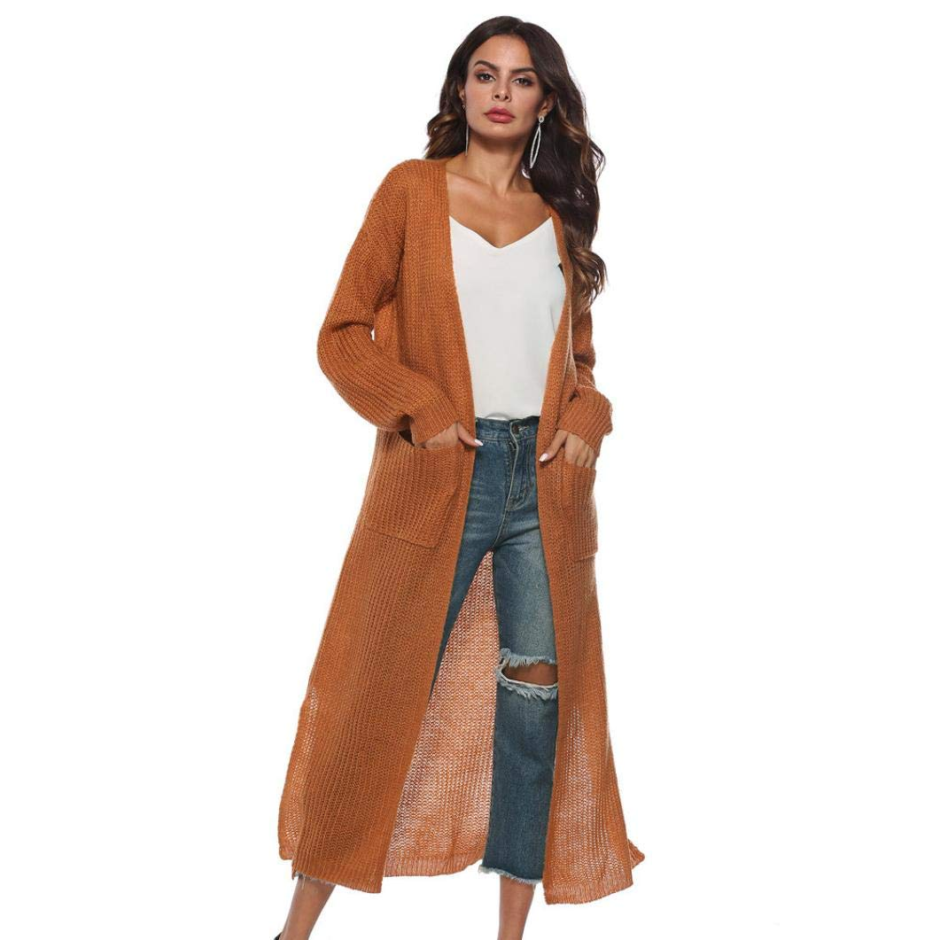 Spbamboo Women Coat Autumn Long Sleeve Open Cape Blouse Kimono Jacket Cardigan