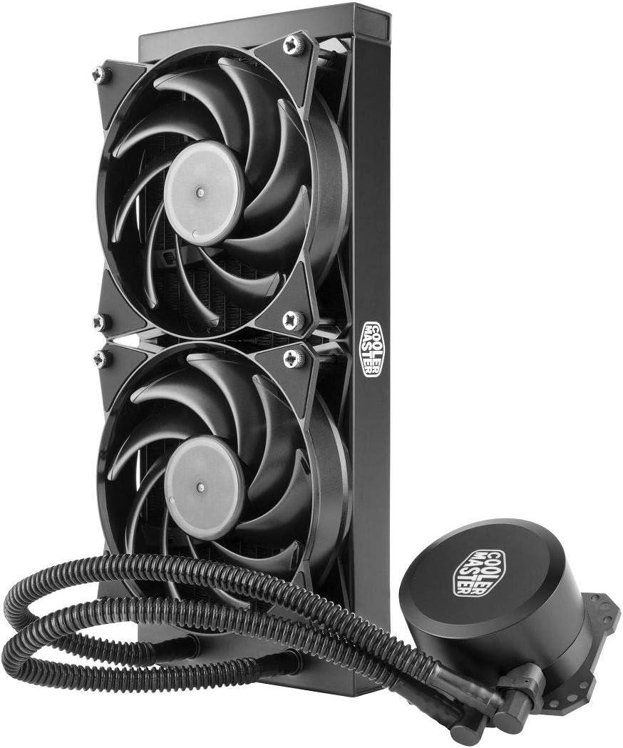 Cooler Master MasterLiquid Lite 240 Refrigeración a Liquido CPU ...