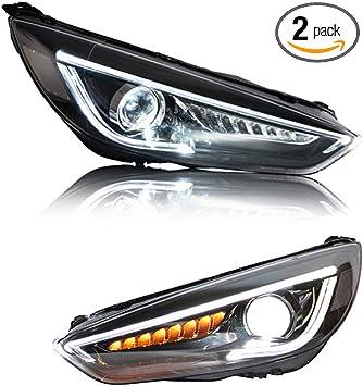 Fog Light For 07-13 GMC Sierra 1500 2500 3500 9005 H11 8000K LED Headlight