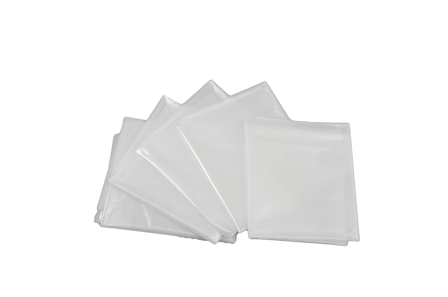 RIKON Power Tools 60-902 Plastic Dust Bag for Rikon 60-100 2 HP Dust Collector, 5-Pack