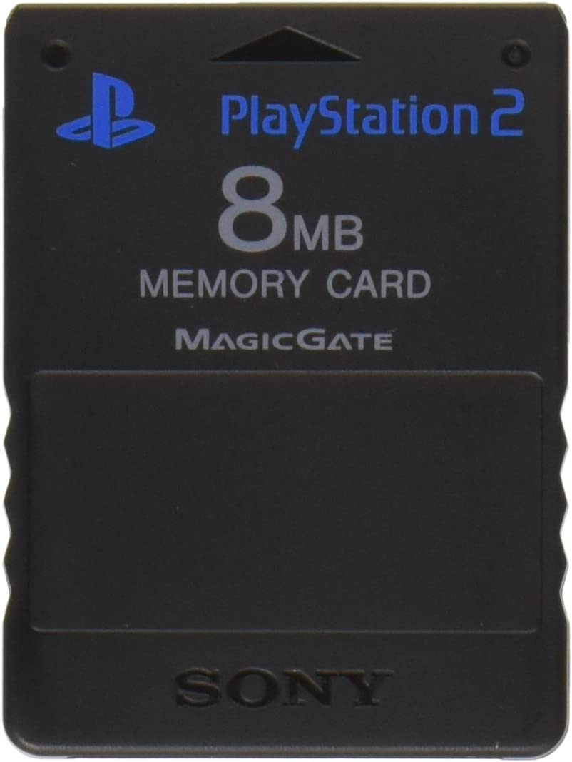 Amazon.com: 8MB Memory Card for PS2: Video Games