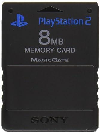 Tarjeta de memoria para PS2 de 8 MB: Amazon.es: Videojuegos