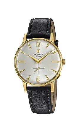 fe67e62bc90 Festina Horloge F20249-2: Amazon.fr: Montres
