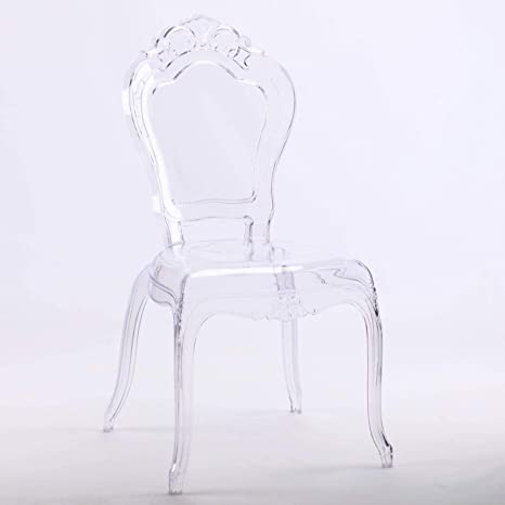 chairs4you - Sillas Transparentes inspiradas en Louis Ghost para ...