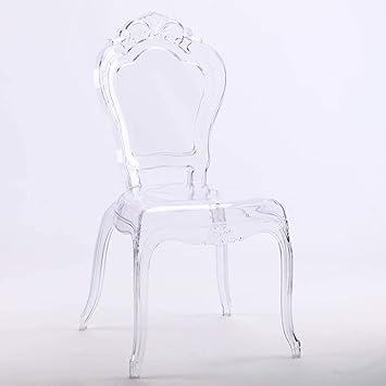 chairs4you - Sillas Transparentes inspiradas en Louis Ghost ...