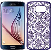 Dream Wireless Carrying Case for Samsung Galaxy S6 - Retail Packaging - Lace Purple