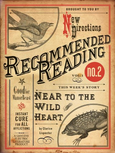 Near to the Wild Heart (excerpt) (Electric Literature's Recommended Reading Book 1) (English Edition)