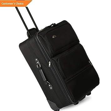 Amazon.com | Sandover Samsonite 5 Piece Nested gage Suitcase ...