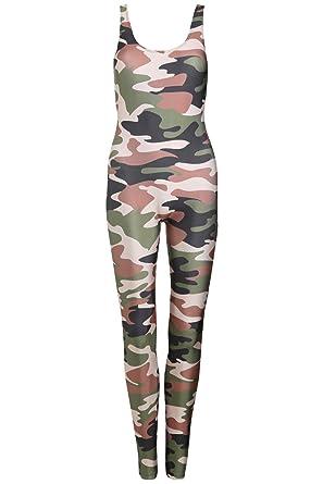 8fc666d2d8e Minga london jungle camo unitard jumpsuit catsuit top jpg 297x445 Camo  catsuit
