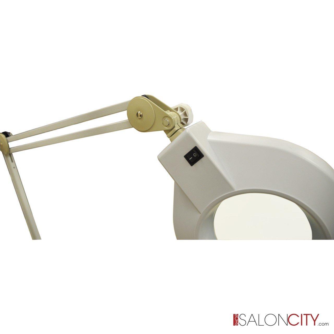 Magnifying Lamp for Salon or Spa Facial Lamp for Eyelash, Microblading, Facial Dermatologic Lamp