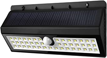 novamass 44 LED solar luz, 44 LED[1-PACK], LED: Amazon.es ...