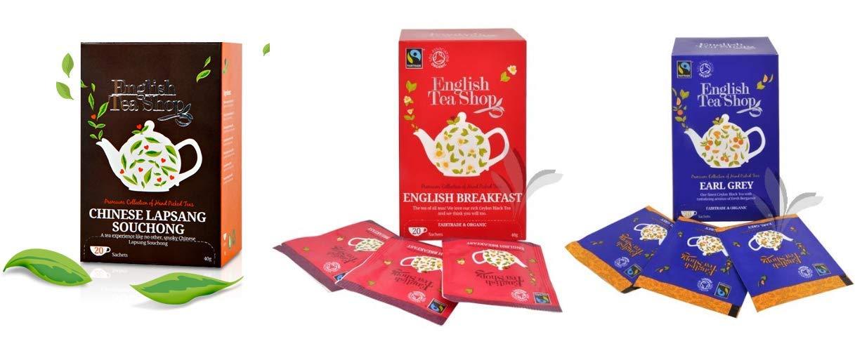 English Tea Shop Colección de té Premium Hand Picked - Colección ...