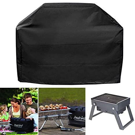 Shoppy Star Barbacoa Impermeable Parrilla Barbacoa Barbacoa ...