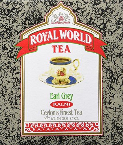Royal World Earl Grey Tea, 250 Gram