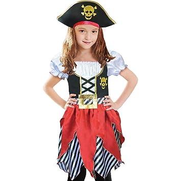 Sincere Party Disfraz Pirata Pirata Buccanner Princesa Deluxe ...