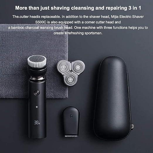 Afeitadora Para Xiaomi Mijia Electric Shaver S500C Flex Razor Head ...