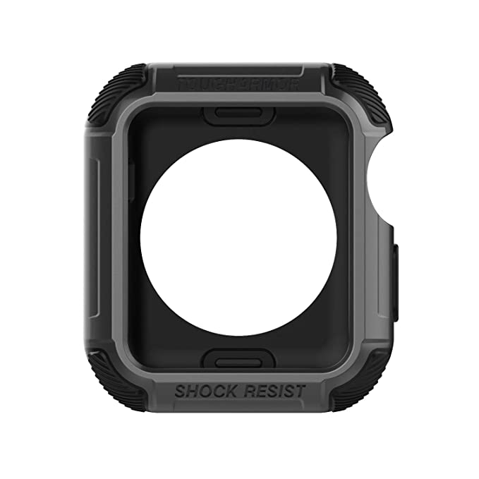 Compatible With Apple Watch Case 44mm Rugged Armor Shock ...