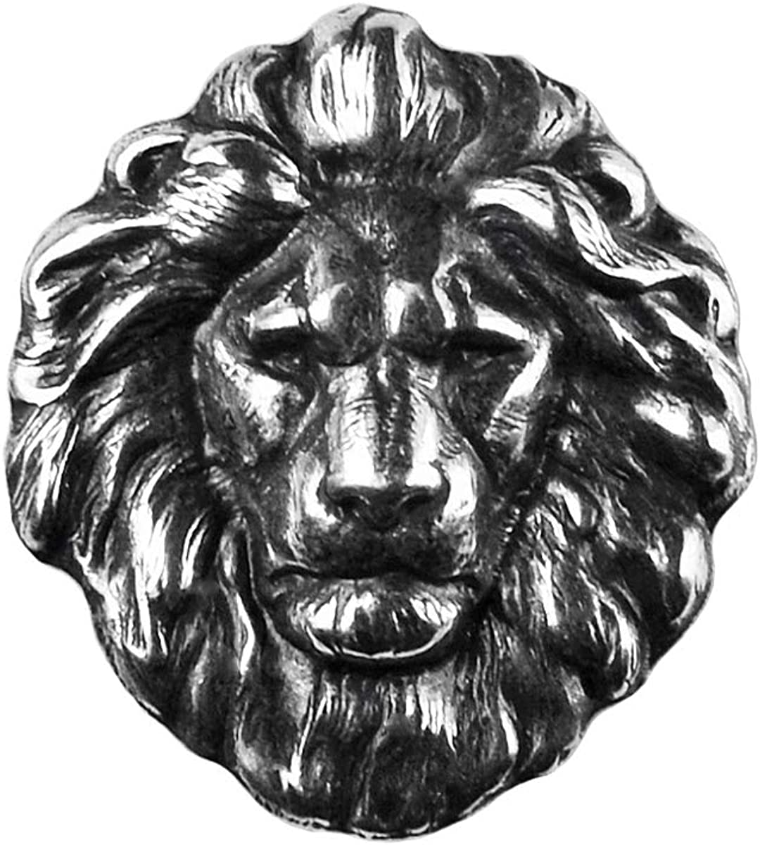 Quality Handcrafts Guaranteed Lion Lapel Pin