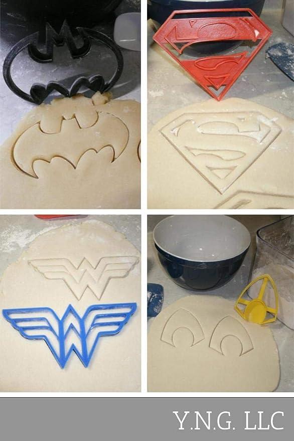 JUSTICE LEAGUE SUPERHEROES BATMAN SUPERMAN WONDER WOMAN AQUAMAN DC ...