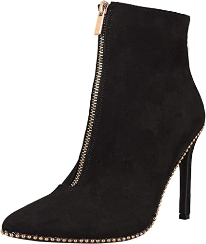 Anne Michelle Ladies Heeled Shoe Boot