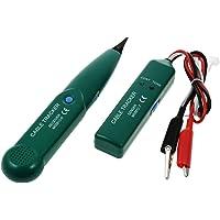 akku-net Cable Tracker, Locator, kabeltester, lijnzoeker, slijpzoekapparaat MS6812