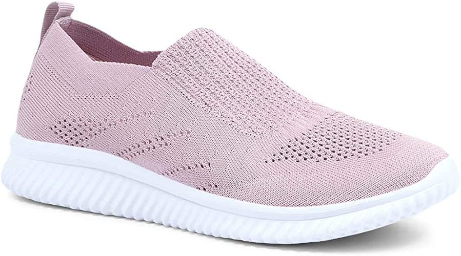 Pavers Wide-Fit Slip-On Trainers 317