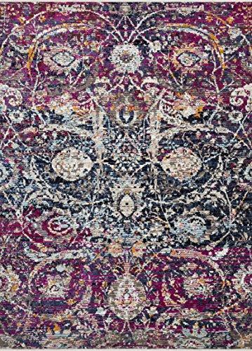 Loloi SILVSIL-05MDFC6088 Area Rug, 6' x 8'8