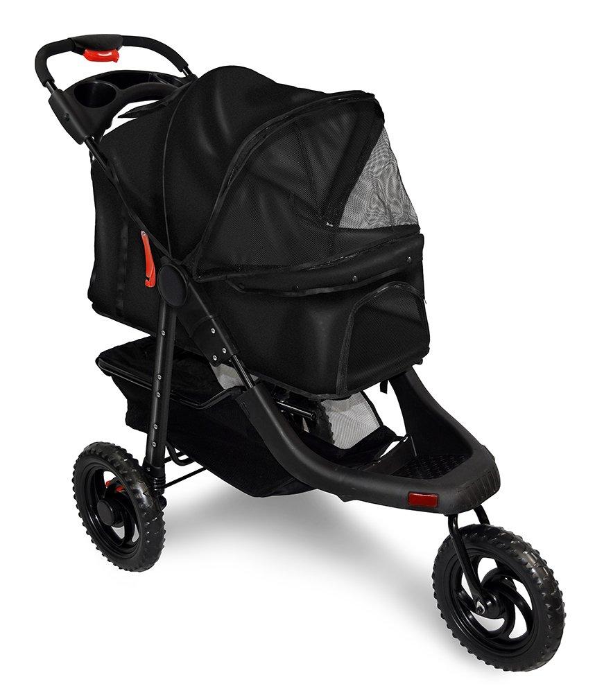 Martha Stewart Pet Stroller Black, One Size