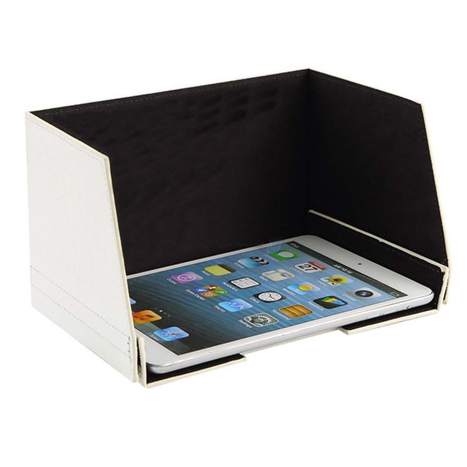 powerday7 Inch iPad mini Sunshade Sun Hood for DJI Inspire 1 Phantom 3 Pro Advanced FPV 7.9Inch