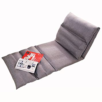 Juegos de colchones y canapés bolsa de dormir Lazy sofá silla dormitorio Bahía ventana cojín plegable colchón colchón sala de estar sofá perezoso piso ...