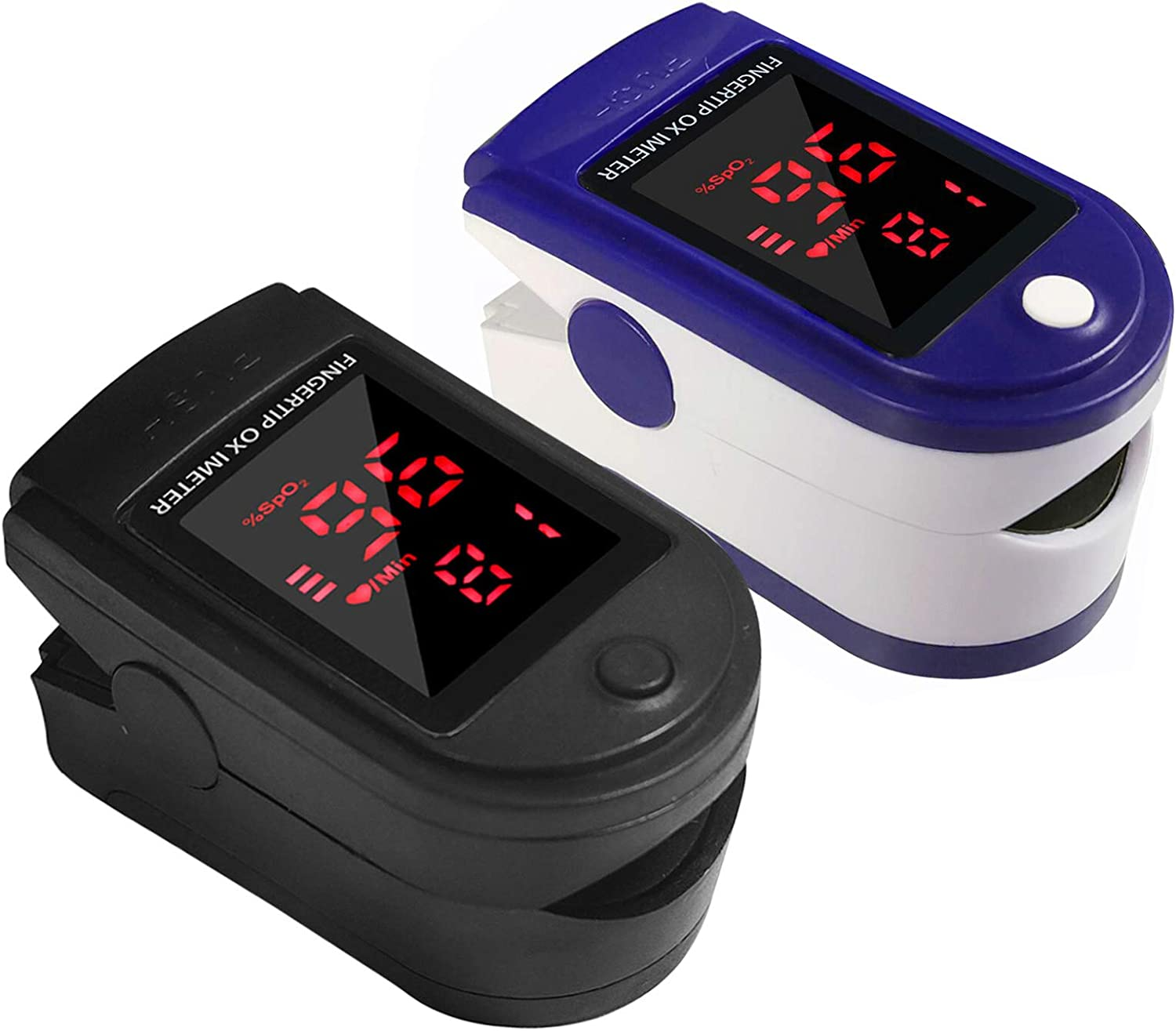 70% Off Coupon – 2-Pack Portable Pulse Oximetry Measuring Tool