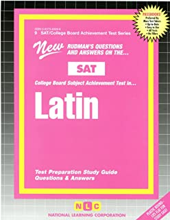 Amazon ap latin vergil and literature exams rea the best test latin sat subject test series passbooks college board sat subject test fandeluxe Image collections
