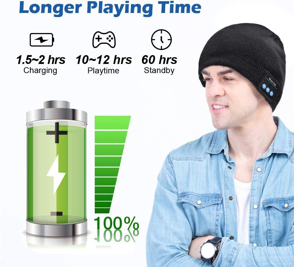 HIGHEVER TOP 3 Bluetooth Beanies 2021
