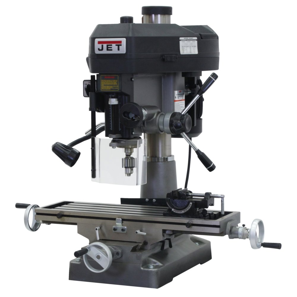 Jet Jmd-18 350018 Milling And Drilling Machine