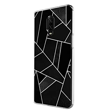 sneakers for cheap 73836 031e6 7Pite Compatible with Oneplus 6T Oneplus 6 Case, Ultra-Thin Clear ...