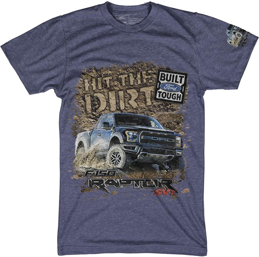 Official Ford F150 SVT Raptor Off Road T-shirt pour homme