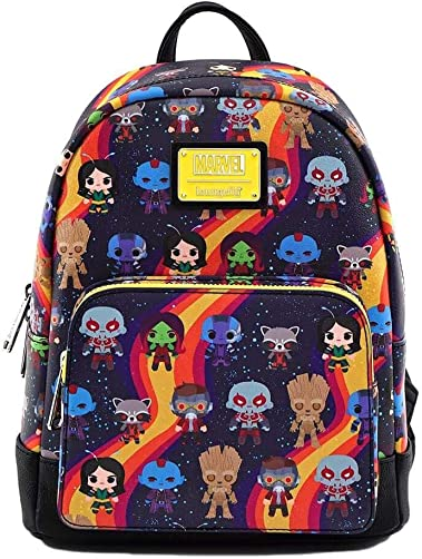 Loungefly Guardians of the Galaxy Faux Leather Mini Backpack Standard
