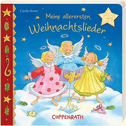 Meine allerersten Weihnachtslieder (Bücher für die Kleinsten)