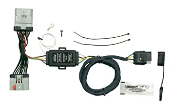 Amazoncom Hopkins 42475 PlugIn Simple Vehicle Wiring Kit