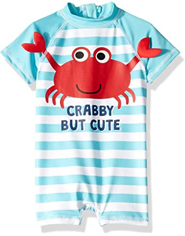 999a9eeec5 Wippette Baby Boys Printed Rashguards