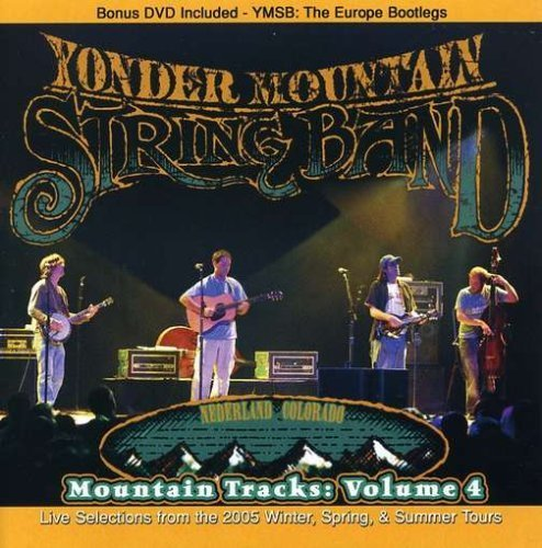 Mountain Tracks: Volume 4 by Yonder Mountain String Band (2006-05-03)