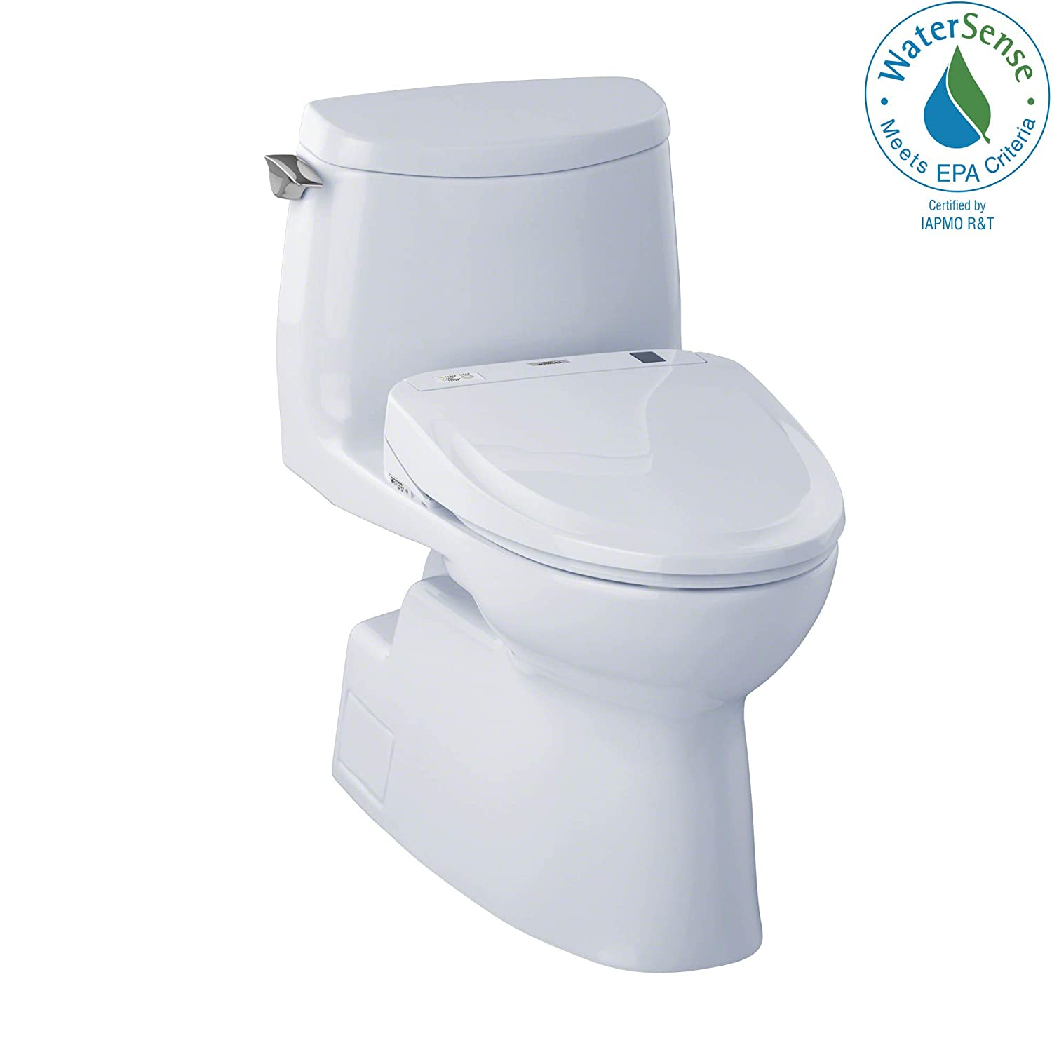 TOTO Carlyle II MW614584CUFG#01 WASHLET+