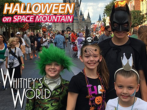 Halloween on Space Mountain