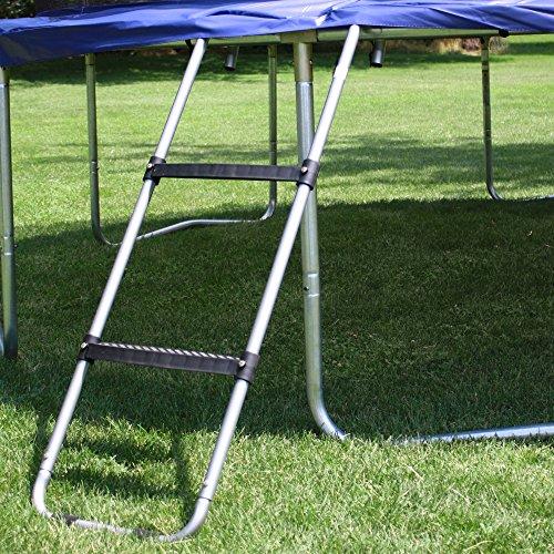 Skywalker Trampoline Ladder And Windstakes Set Sporting